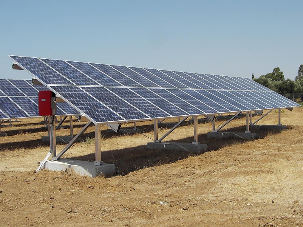 Фотоволтаична централа – изграждане