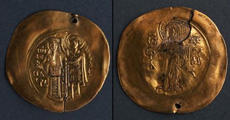 първа българска златна монета