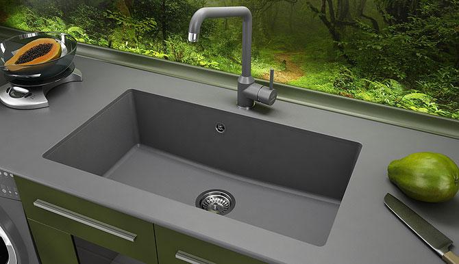 Новата кухненска мивка от линия Авангард на ФАТ