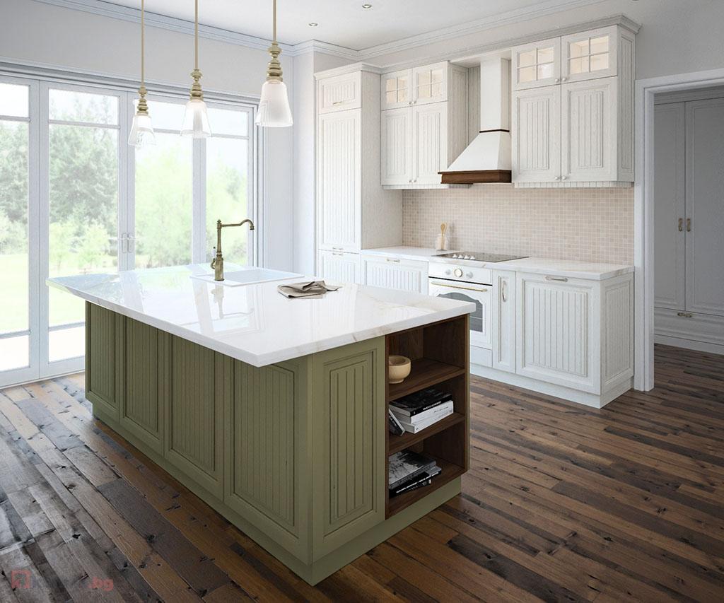 Кой кухненски материал е  подходящ за нашата нова кухня?